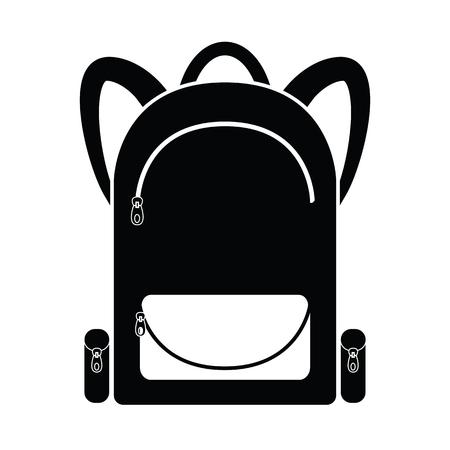 Mochila de viaje icono