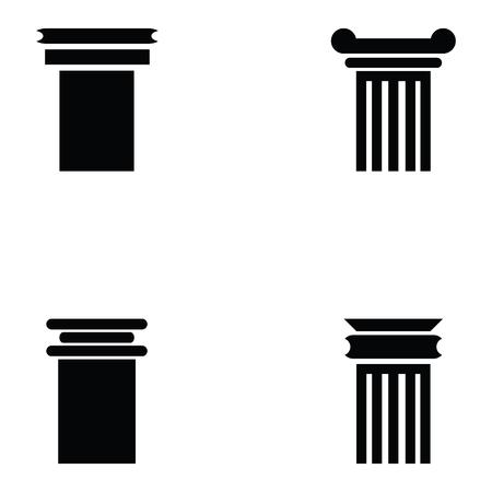 column icon set
