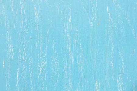 old desk: Old blue scratched desk grain texture background Stock Photo