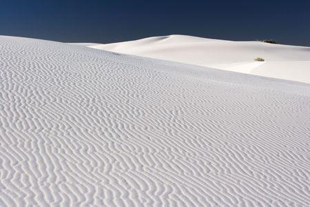 White Sands National Park, USA Stock Photo - 2703205