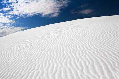 White Sands National Park, USA Stock Photo - 2703204