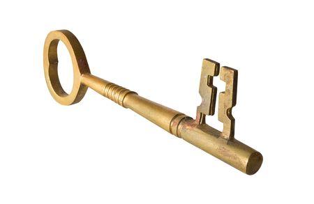 古いキー分離 (斜めビュー)