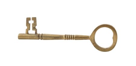 Old Key, Isolated