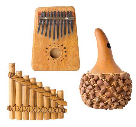 Three Musical Instruments