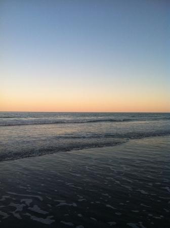 cocoa beach: Cocoa Beach Florida sunset