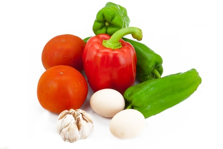 Vegetables composition Stock Photo - 10923692