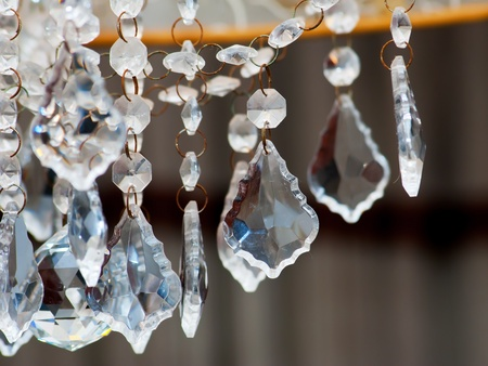 Crystal Chandelier Stock Photo - 10950027