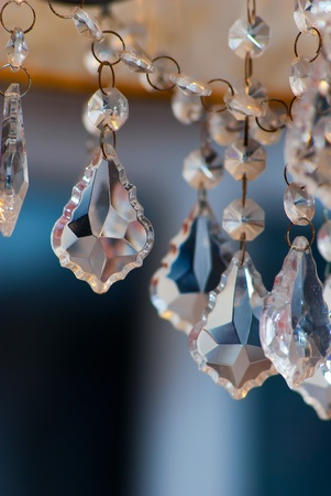 Crystal Chandelier photo