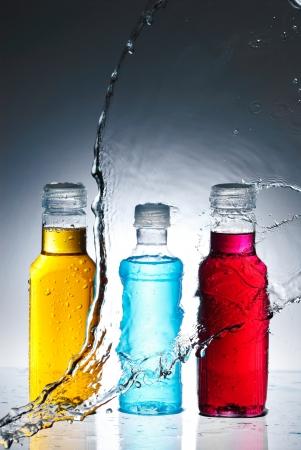 welling: Spruzzi d'acqua in vetro
