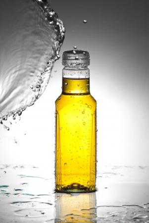welling: Water splash in vetro