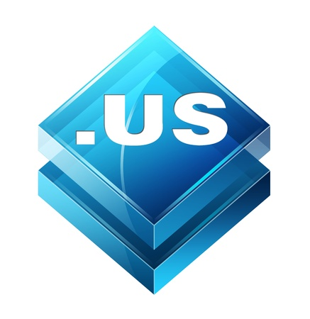 Transparent to the 3d icon Stock Photo - 14625511