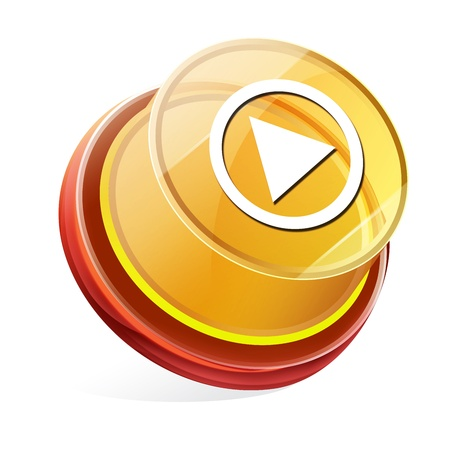 playback: Transparent to the 3d icon