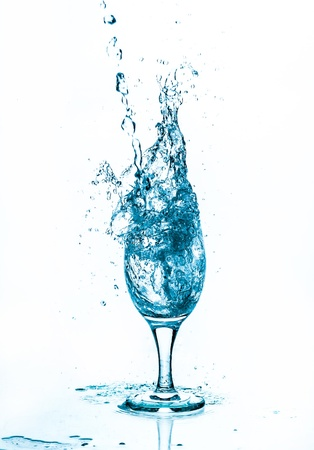 Bouteille d'eau Banque d'images - 15023577