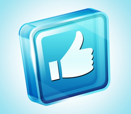 Transparent to the 3d icon Stock Photo - 15881940
