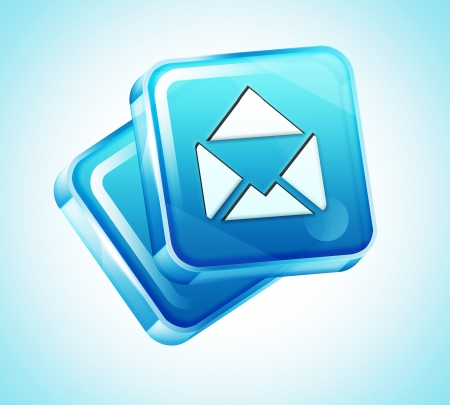 Transparent to the 3d icon Stock Photo - 16312916