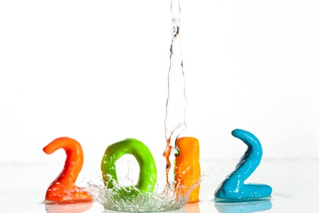 Happy New Year 2012 photo