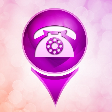 landlines: Transparent to the 3d icon