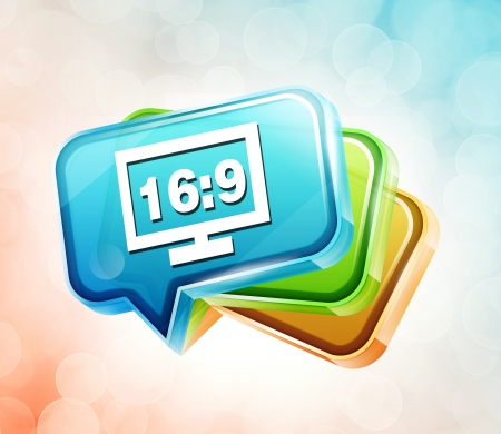 Transparent to the 3d icon Stock Photo - 18201427