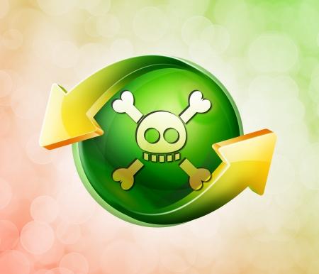 warez: On behalf of the spring green icon