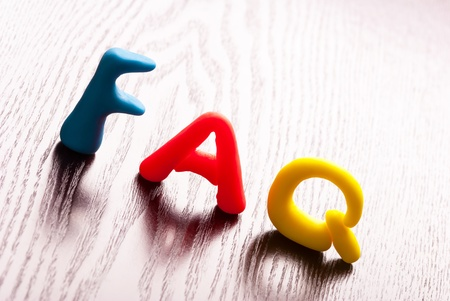 frequently: Frequently ask question concept