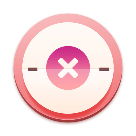 Pink icon, the whole series over 300 selectable Stock Photo - 26292172