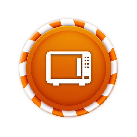 microwave icon photo