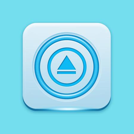 mpg: Blue icon edge light