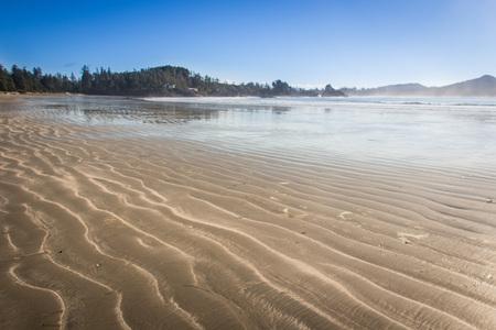 Amazing west coast of Vancouver Island 스톡 콘텐츠