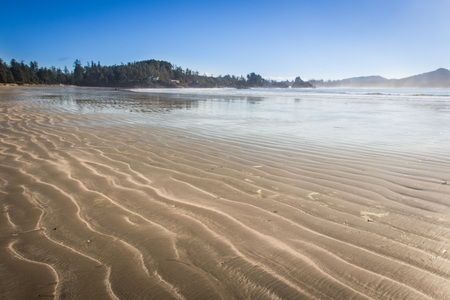 Amazing west coast of Vancouver Island Banque d'images