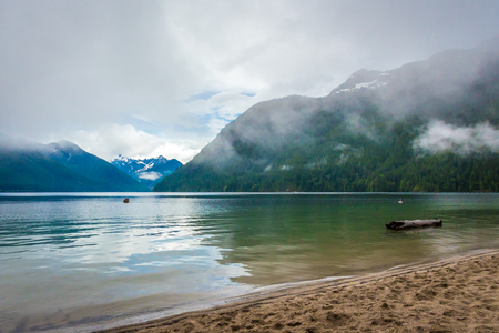 Majestic chilliwack lake Canada provincial park