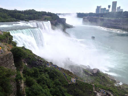 Niagara Falls 免版税图像