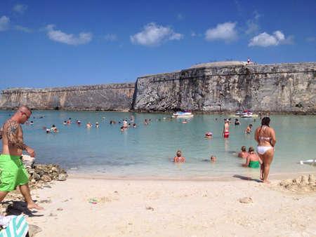 Snorkel Bay Beach Bermuda