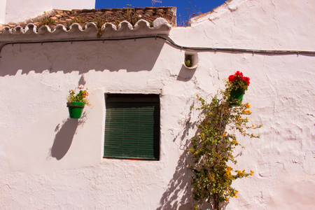 spanish home: Spanish house. Beautiful architecture. Mediterranean style. Decoration. Costa del Sol, Andalusia, Spain.