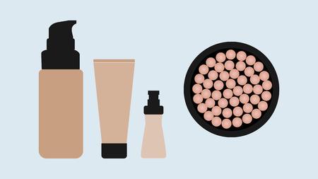 Concealer products for make up