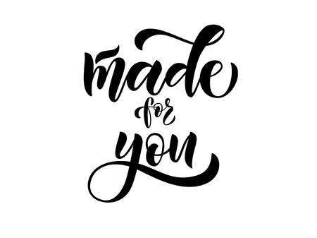 Sketched vector typography text as label online website. Promotion banner for blogger, girl clothes, souvenir, shoes, accessories internet shop. Feminine illustration, email card, marketing design Çizim