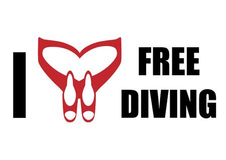 freediving: i love freediving
