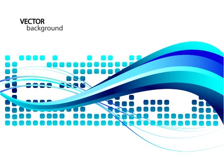 Abstract vector background Stock Vector - 7578225