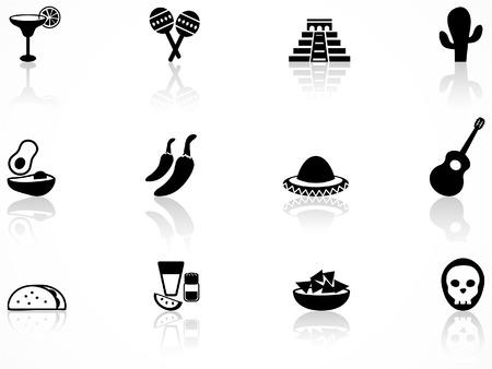 Mexican culture symbol Vector Illustration