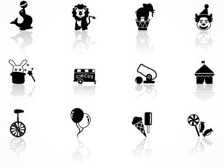 Circus symbols