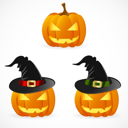 jack o lantern: halloween pumpkins