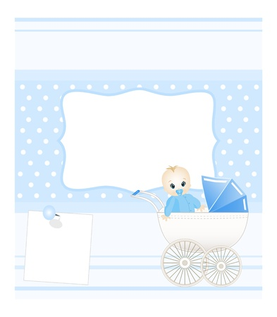 baby picture: baby card