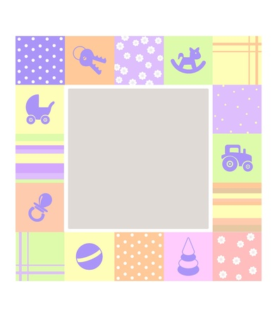 baby picture: baby frame