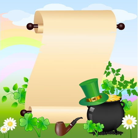 St. Patrick Vector