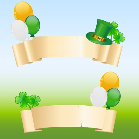 St. Patrick Stock Vector - 12485639
