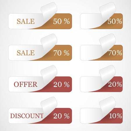 closeout: Discount labels