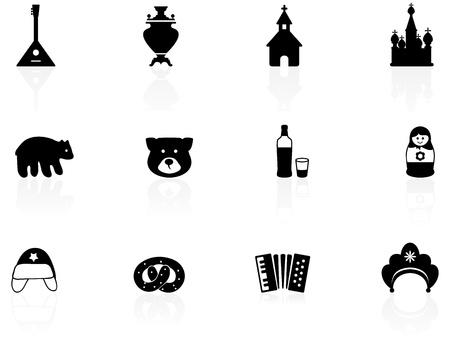 acordeon: Iconos rusos