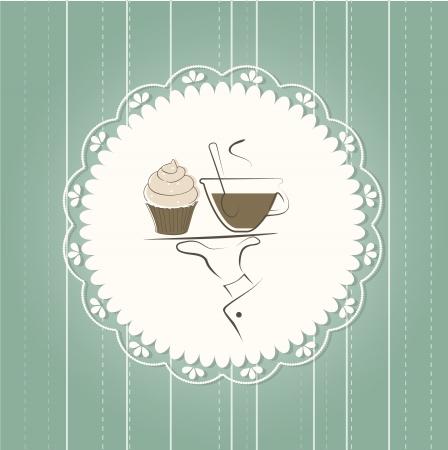 bakery price: Coffee menu card