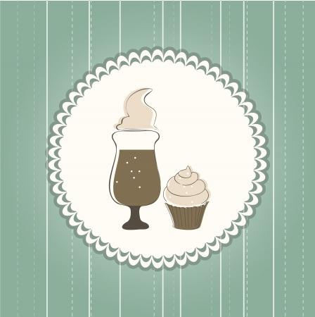 Coffee menu card Stock Vector - 13848575