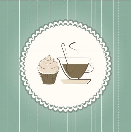 Coffee menu card Stock Vector - 13848574