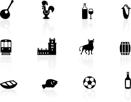 portuguese: Portuguese icons